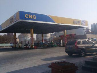 兰星石油CNG加气站