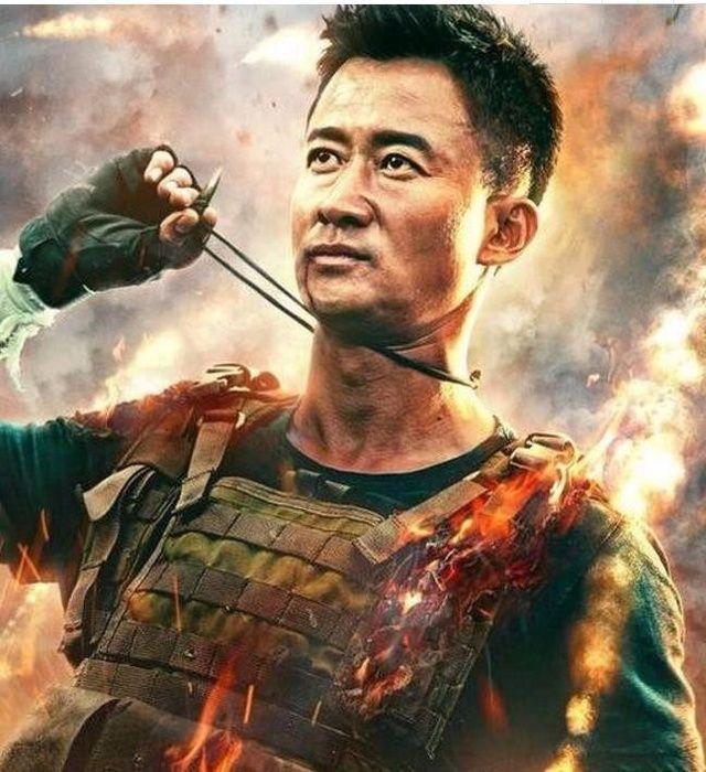 吴京接受美媒采访,称《战狼2》还有很多不足,自己爱国没有错