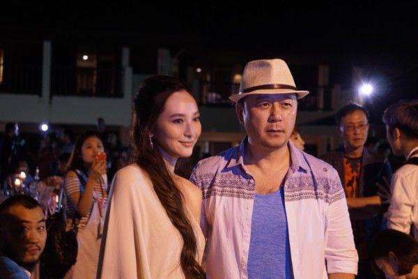 张瀚首个电影类奖项!凭借《战狼2》获塞班电影节最佳男配