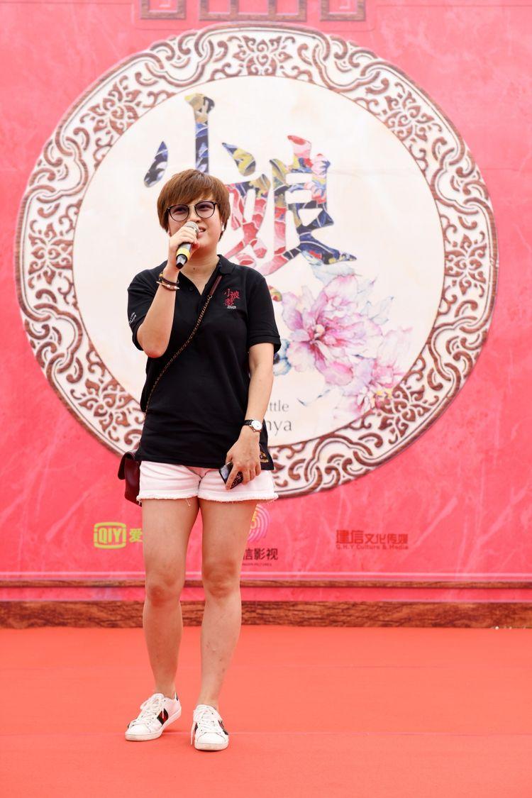 2.爱奇艺版权管理中心总经理、《小娘惹》总制片人杨蓓致辞.jpg