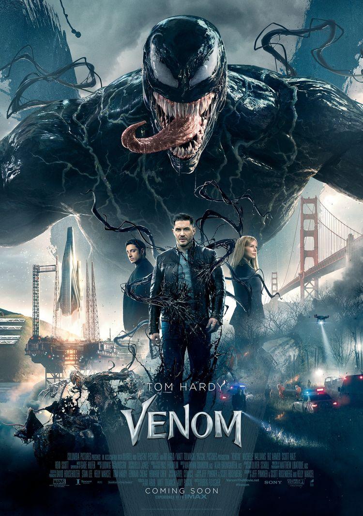《毒液:致命守护者》北美今日公映   亚洲率先上映登顶人气王