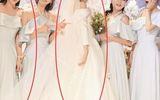 张馨予婚礼红包曝光,看着厚厚一大沓,打开后才只有20元!