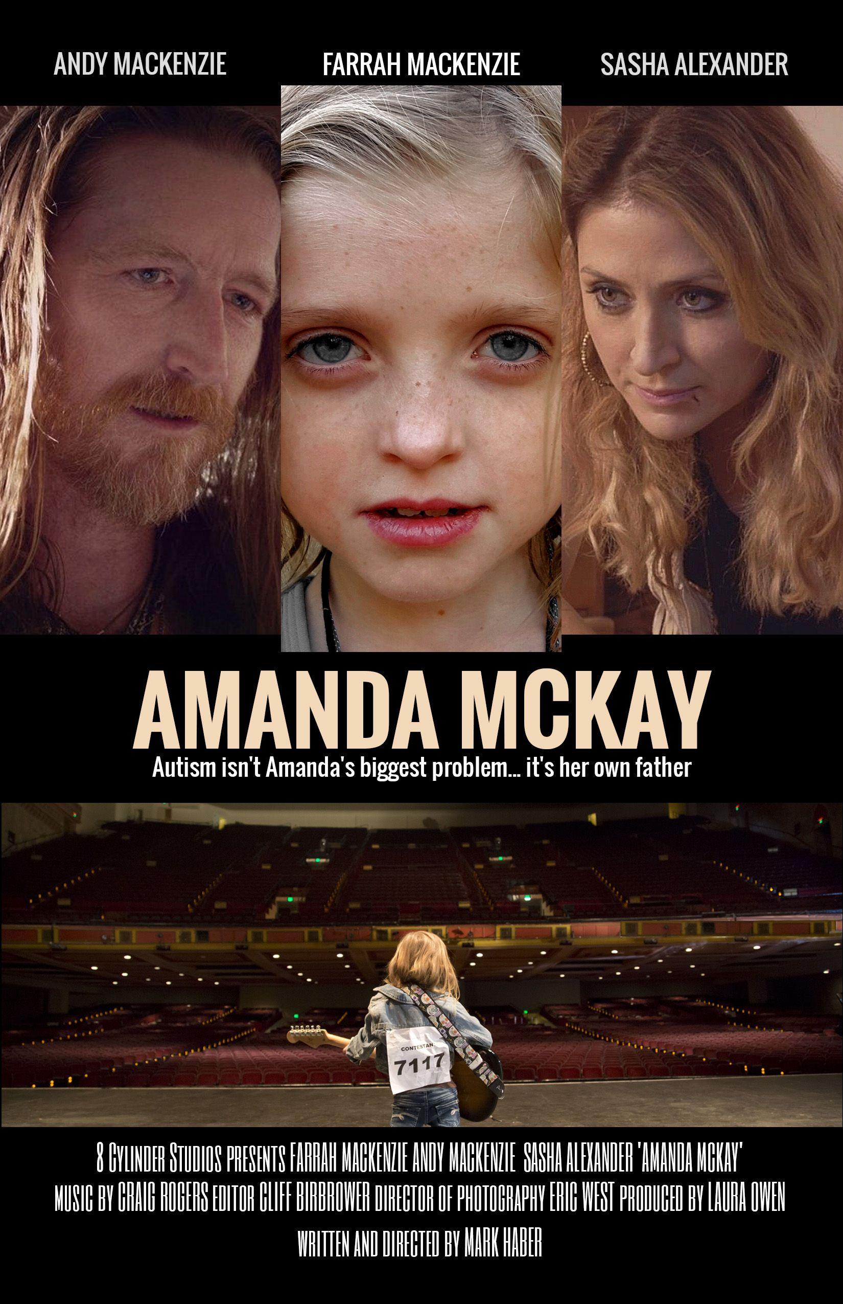 Amanda McKay