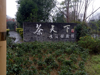 茶天下生活体验馆