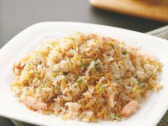 半山小馆(高岛屋店)的蟹肉炒饭