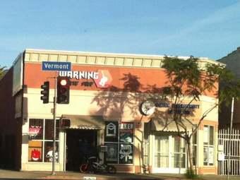 Warning Skate Shop