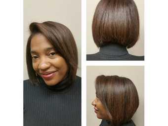Posh + Industry Hair Design