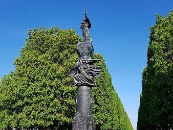 Monument à Adam Mickiewicz