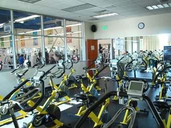 Boeing Long Beach Fitness Center