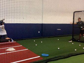 Chapman Baseball Compound