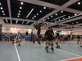 San Gabriel Elite Volleyball