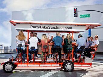 Party Bike San Jose