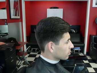 HI-TECH Barber Shop