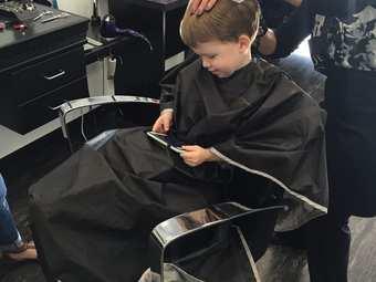 Cut & Hue Hair Salon