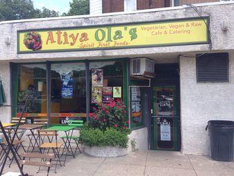 Atiya Ola's Spirit First Foods