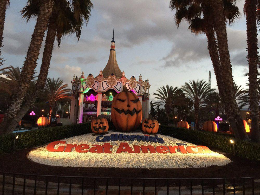 Great America's Halloween Haunt