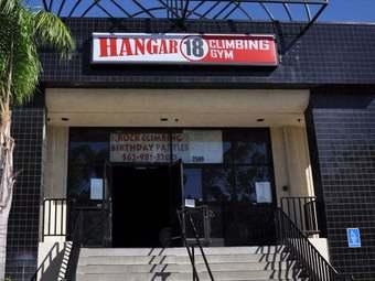 Hangar 18 - Long Beach