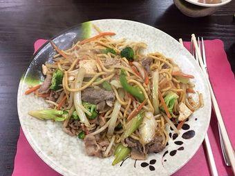 Noodles Mongolian BBQ