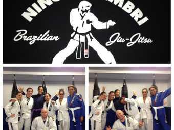 Nino Schembri Brazilian Jiu Jitsu