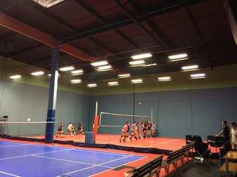 San Gabriel Valley Badminton Club II