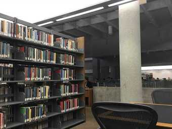 Santa Monica College Library