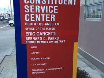 Constituent Service Center
