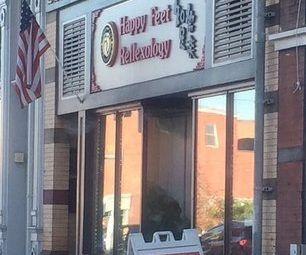 Happy Feet Relexology