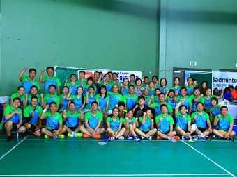 OC High Badminton Club
