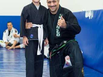 RCJ Machado Jiu Jitsu Pasadena