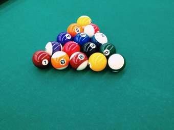 2000 Points Billiards