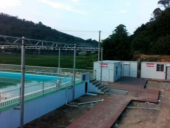 荆谷游泳池