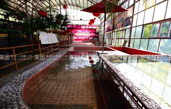 【永泰县】赤壁温泉套票成人票-美团