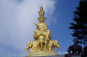【自贡出发】峨眉山景区、大佛禅院2日跟团游-美团