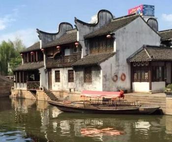 【南通出发】西塘古镇、月河历史街区无自费2日跟团游*浪漫邂逅泡吧-美团