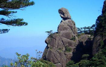 【三清山】三清山风景名胜区门票+单程外双溪索道(成人票)-美团