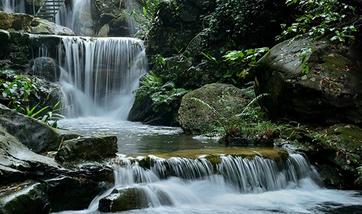 【其它】笔架山漂流笔架山青龙峡全程漂+森林公园探险成人套票-美团