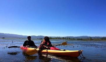 【丽江出发】拉市海国际湿地公园、安上马场纯玩1日跟团游*高品纯玩一日跟团游-美团