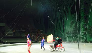 【大学康城/杏林湾】厦门灵玲马戏城动物王国票+14.30场普通座马戏演出(双人票)-美团