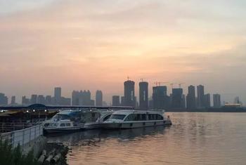 【洪山区】东湖游船汉街中心码头门票(成人票)-美团
