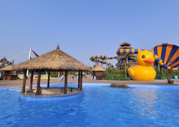 【长春出发】热高乐园海底两万里、热高乐园巴厘岛水世界纯玩2日跟团游*乐园游-美团
