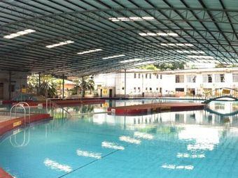 广西江南体育馆游泳池