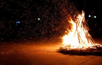 【凤凰县】福地洞天大型原生态篝火晚会门票(成人票)-美团