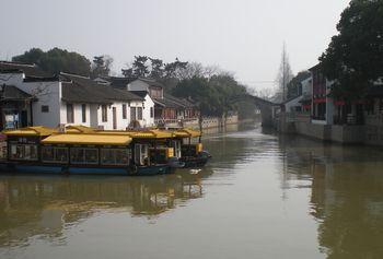 【盘门】苏州古运河夜游票(新市桥码头)成人票-美团