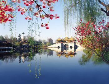 【合肥出发】瘦西湖、大明寺、扬州个园等2日跟团游*春天来了-美团