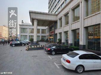 紫阳湖宾馆停车场