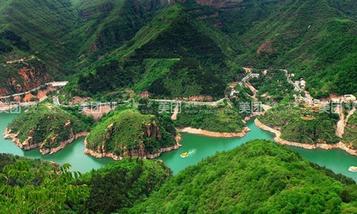 【石家庄出发】京娘湖纯玩1日跟团游*情湖爱岛,北方小三峡-美团