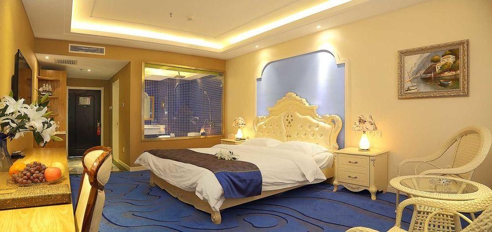 富铭泰海洋主题酒店预订/团购