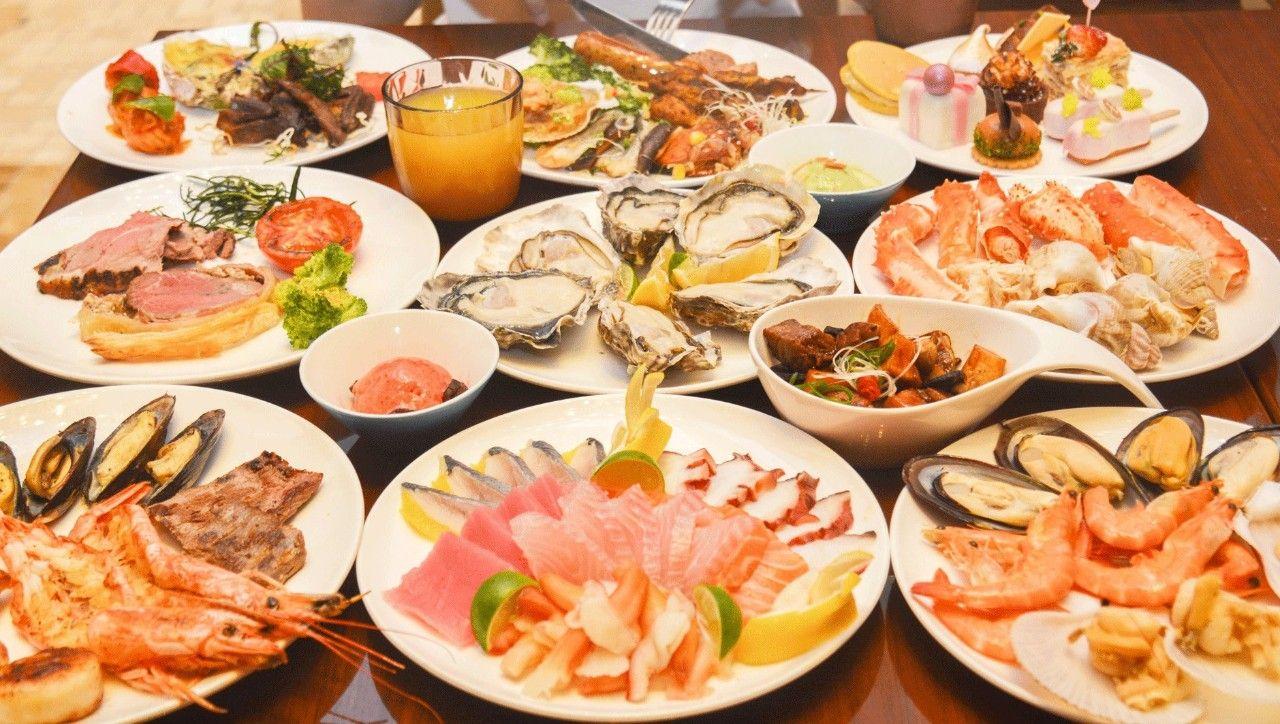 你要的广州酒店自助餐攻略,这样吃绝对回本!各国美食统统在这!