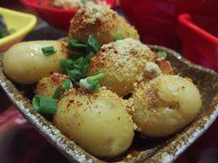 钢管厂后门小郡肝串串香(张家巷总店)的坨坨土豆