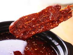 徐妹串串香的牛肉